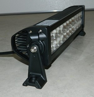 "12"" INCH 72 WATT LED LIGHT BAR COMBO SPOT/FLOOD WORK/OFFROAD BAR"
