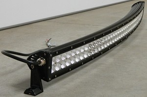"20"" INCH CURVED 120 WATT LED LIGHT BAR COMBO SPOT/FLOOD WORK/OFFROAD BAR"